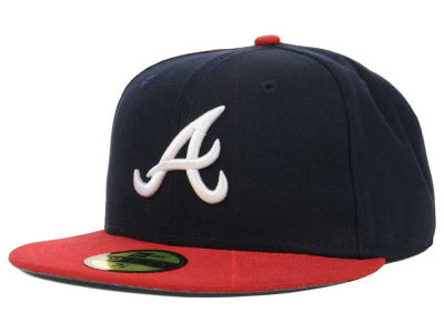 Atlanta Braves New Era MLB Authentic Collection 59FIFTY ...