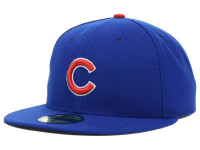 Chicago Cubs New Era Mlb Authentic Collection 59fifty Cap