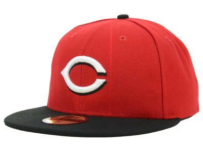 Cincinnati Reds New Era MLB Authentic Collection 59FIFTY ...