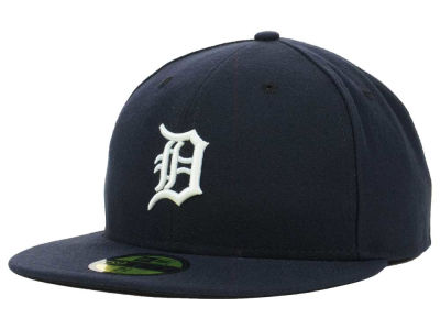 Detroit Tigers New Era MLB Authentic Collection 59FIFTY ...