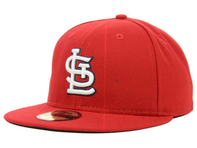 St. Louis Cardinals New Era MLB Authentic Collection ...