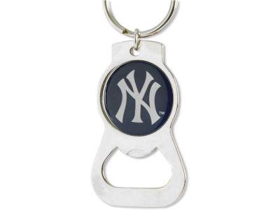 new york yankees aminco bottle opener keychain. Black Bedroom Furniture Sets. Home Design Ideas