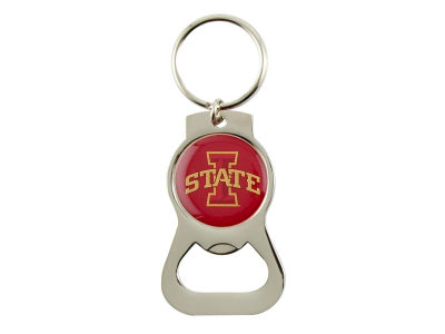 iowa state cyclones aminco bottle opener keychain. Black Bedroom Furniture Sets. Home Design Ideas
