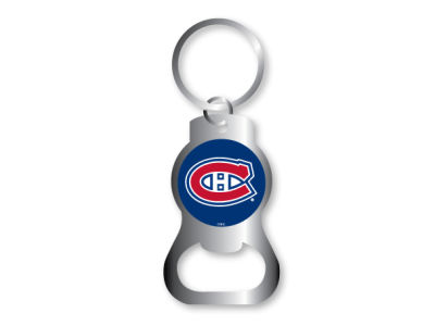 montreal canadiens aminco bottle opener keychain. Black Bedroom Furniture Sets. Home Design Ideas