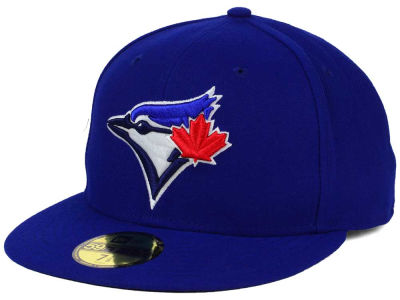 Toronto Blue Jays New Era MLB Authentic Collection 59FIFTY ...