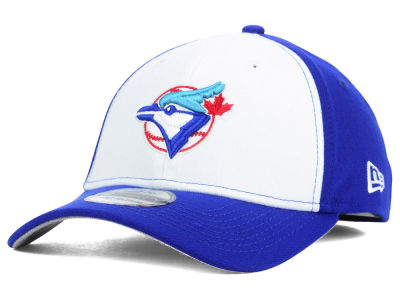 Toronto Blue Jays New Era MLB Core Classic 39THIRTY Cap ...