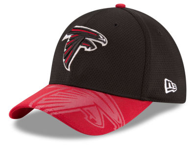 Atlanta Falcons 2016 Official NFL Sideline 39THIRTY Cap Hats