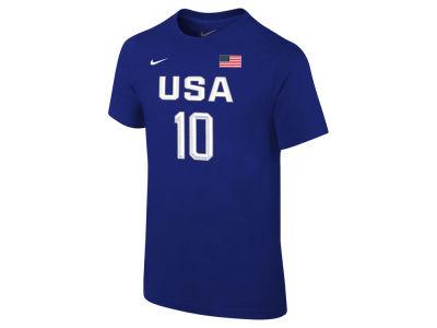Nba Usab Youth Player T Shirt 16 Kevin Durant