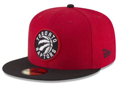 Toronto Raptors New Era NBA 2 Tone Team 59FIFTY Cap | lids.ca