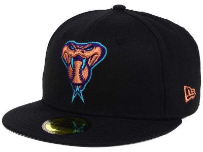 Arizona Diamondbacks MLB Twist Up 59FIFTY Cap Hats
