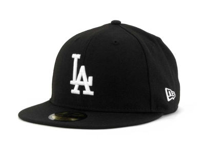 Los Angeles Dodgers MLB B-Dub 59FIFTY Cap Hats