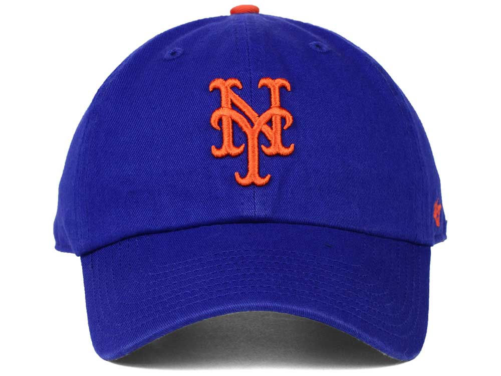 6295cfd43f9 New York Mets  47 MLB On-Field Replica  47 CLEAN UP Cap free shipping