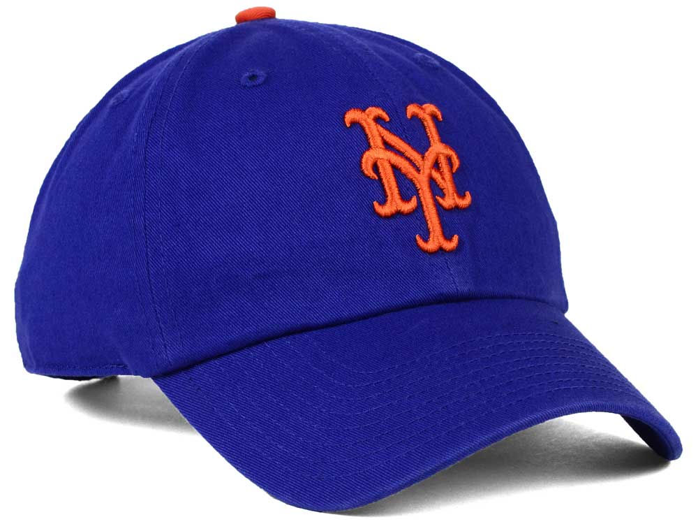 new style 82816 ed7bf ... spain new york mets 47 mlb on field replica 47 clean up cap free 806c1  ee00b