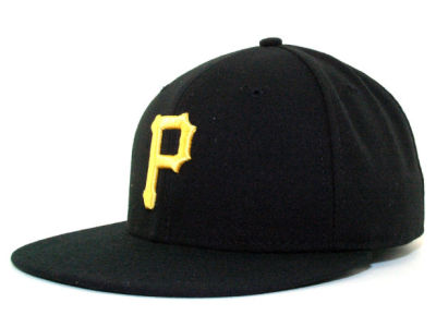 Pittsburgh Pirates MLB Authentic Collection 59FIFTY Cap Hats