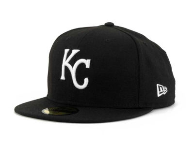 Kansas City Royals MLB B-Dub 59FIFTY Cap Hats