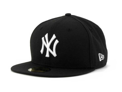 New York Yankees MLB B-Dub 59FIFTY Cap Hats