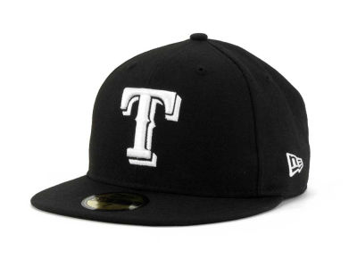 Texas Rangers MLB B-Dub 59FIFTY Cap Hats