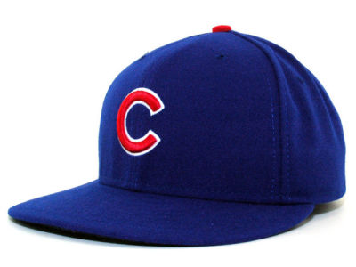 Chicago Cubs MLB Authentic Collection 59FIFTY Cap Hats