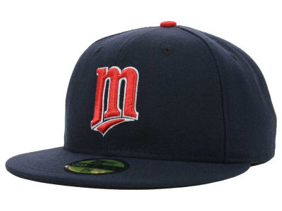 Minnesota Twins New Era Mlb Authentic Collection 59fifty
