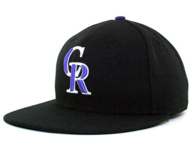 Colorado Rockies Kids Auth Coll XP Cap Hats