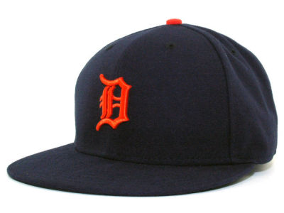 Detroit Tigers MLB Authentic Collection 59FIFTY Cap Hats