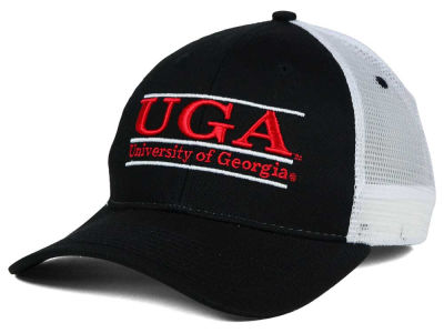 Georgia Bulldogs The Game Ncaa Mesh Bar Cap Lids Com