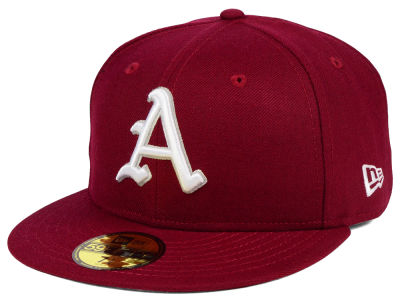 Arkansas Razorbacks NCAA AC 59FIFTY Cap Hats