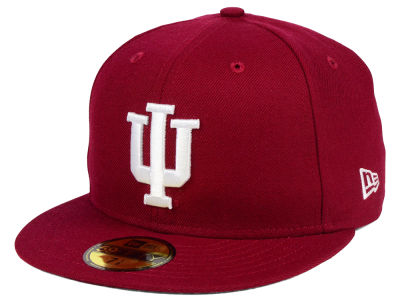 Indiana Hoosiers NCAA AC 59FIFTY Cap Hats