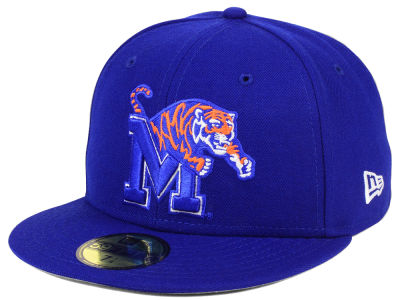 Memphis Tigers NCAA AC 59FIFTY Cap Hats