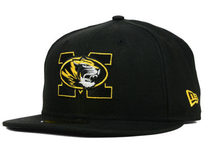 Missouri Tigers NCAA AC 59FIFTY Cap Hats