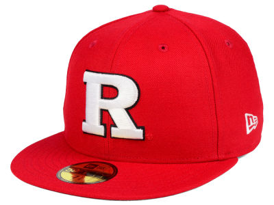 Rutgers Scarlet Knights NCAA AC 59FIFTY Cap Hats