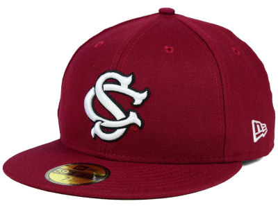 South Carolina Gamecocks NCAA AC 59FIFTY Cap Hats