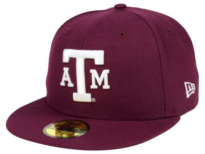 Texas A&M Aggies NCAA AC 59FIFTY Cap Hats