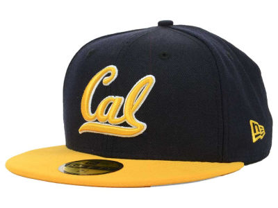 California Golden Bears NCAA 2 Tone 59FIFTY Cap Hats