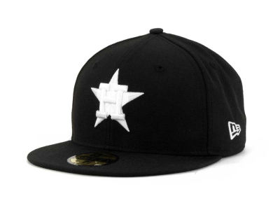 Houston Astros MLB B-Dub 59FIFTY Cap Hats