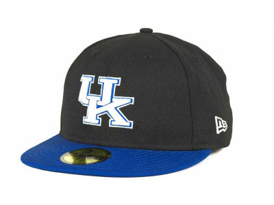 Kentucky Wildcats NCAA 2 Tone 59FIFTY Cap Hats
