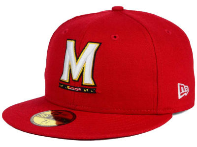 Maryland Terrapins NCAA AC 59FIFTY Cap Hats