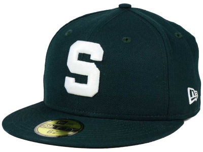 Michigan State Spartans NCAA AC 59FIFTY Cap Hats
