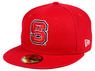 North Carolina State Wolfpack NCAA AC 59FIFTY Cap Hats