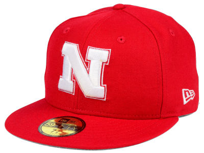 Nebraska Cornhuskers NCAA AC 59FIFTY Cap Hats