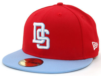 Delaware State Hornets NCAA 2 Tone 59FIFTY Cap Hats