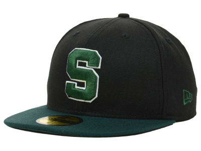 Michigan State Spartans NCAA 2 Tone 59FIFTY Cap Hats