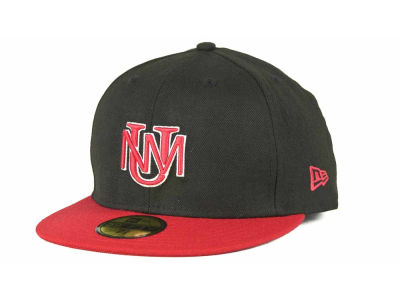 New Mexico Lobos NCAA 2 Tone 59FIFTY Cap Hats