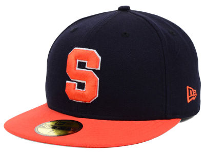 Syracuse Orange NCAA 2 Tone 59FIFTY Cap Hats