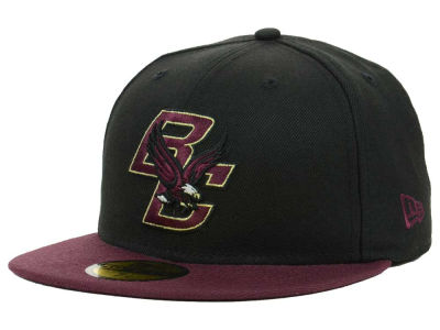 Boston College Eagles NCAA 2 Tone 59FIFTY Cap Hats