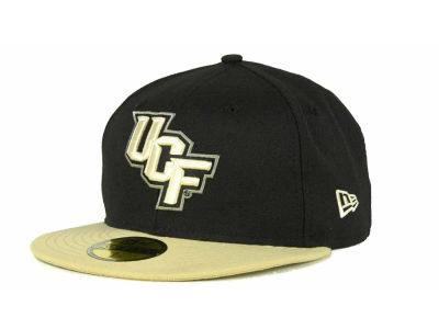 University of Central Florida Knights NCAA 2 Tone 59FIFTY Cap Hats