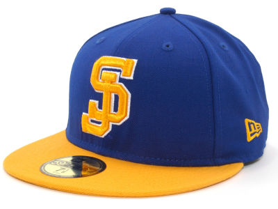 San Jose State Spartans NCAA 2 Tone 59FIFTY Cap Hats