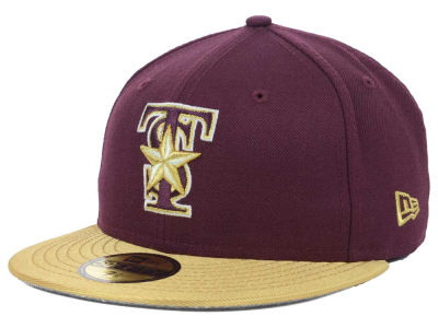 Texas State Bobcats NCAA 2 Tone 59FIFTY Cap Hats