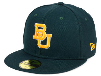 Baylor Bears NCAA AC 59FIFTY Cap Hats