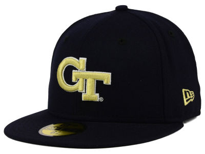 Georgia-Tech NCAA AC 59FIFTY Cap Hats